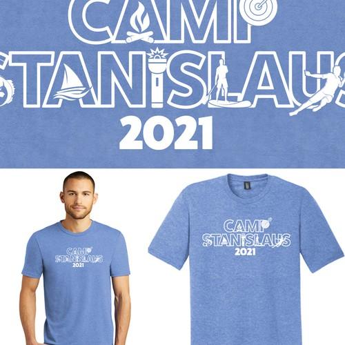 Camp Stanislaus T-Shirt