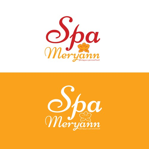 Spa Meryann - Logo design contest