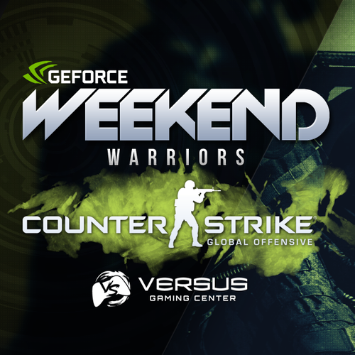 Geforce Weekenr Warriors