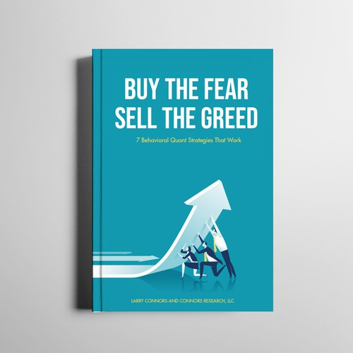Book cover for a Finance book
