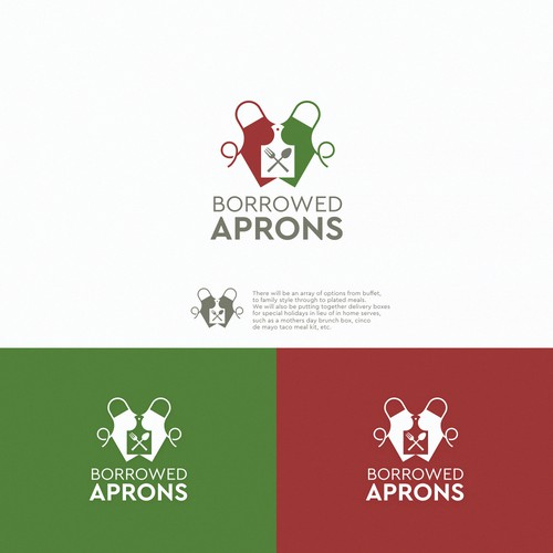 Borrowed Aprons