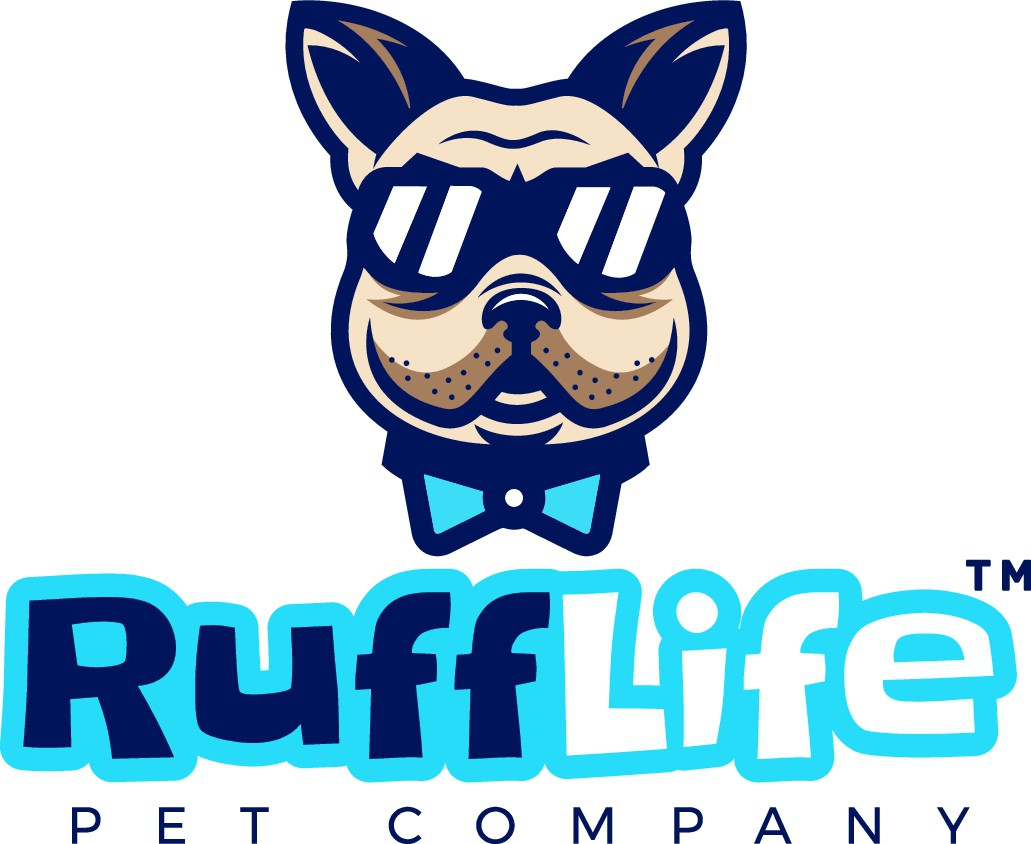 """""""Ruff Life"""" Pet Company LOGO for all the fun DOG LOVERS!"""