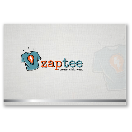 Create the next logo for zaptee