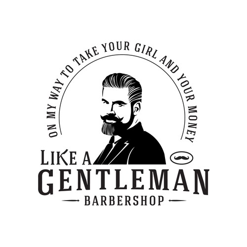 like a gentlemen barbershop