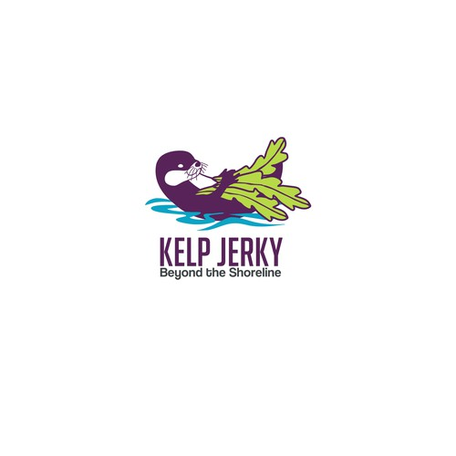 logo for Kelp Jerky