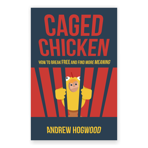 Chicken Man Book Cover