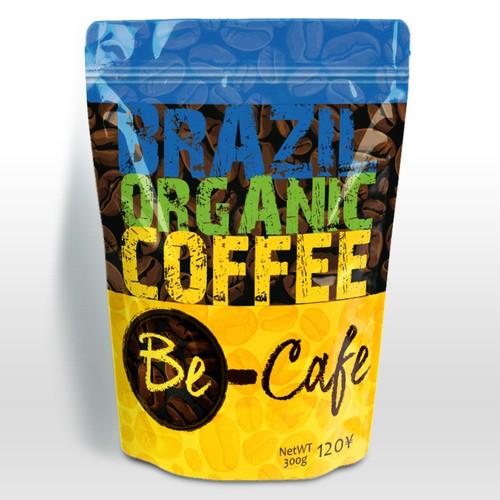 Brasil Organic Coffee