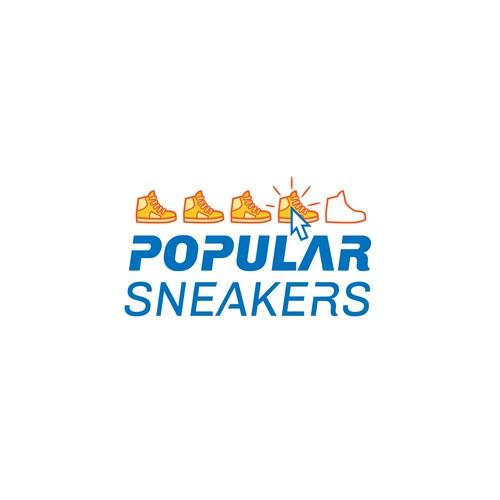 Weab sneaker logo