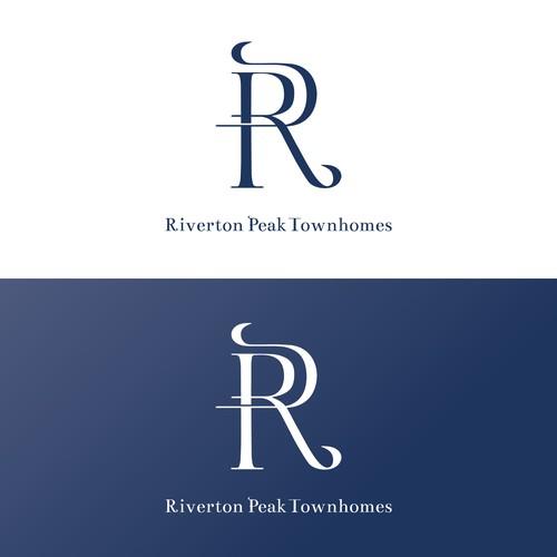 Riverton Peak Townhomes Logo