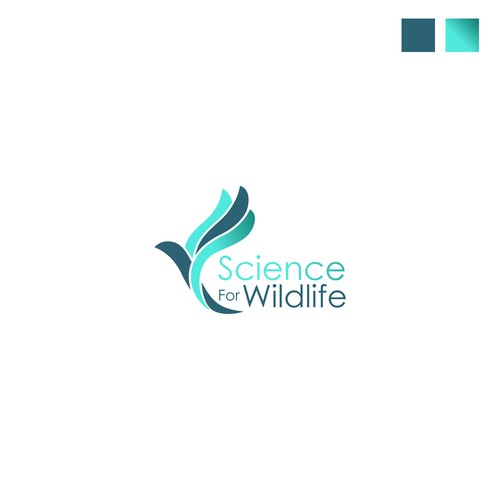 Creative opportunity for your portfolio! Modern clean design for wildlife conservation logo.