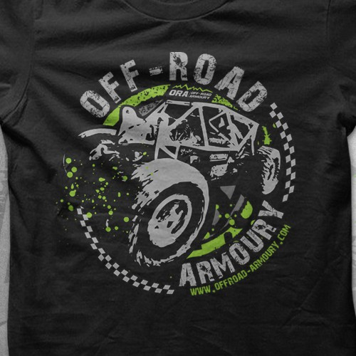 OFF-ROAD Armoury