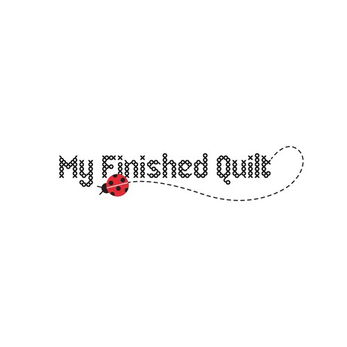 My Finished Quilt logo