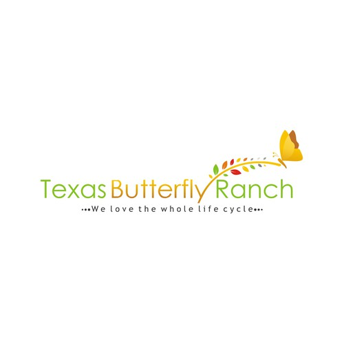 Logo for Texas Butterfly Ranch