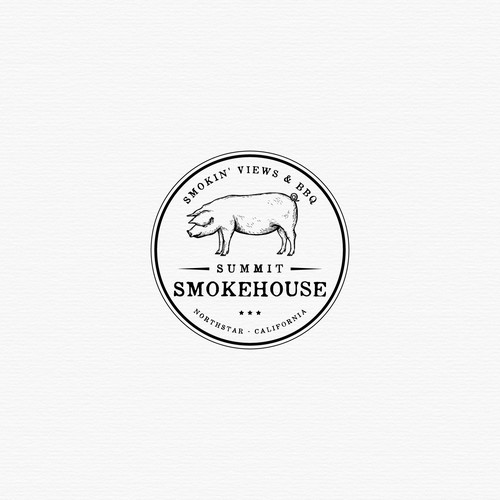 Logo for Summit Smokehouse