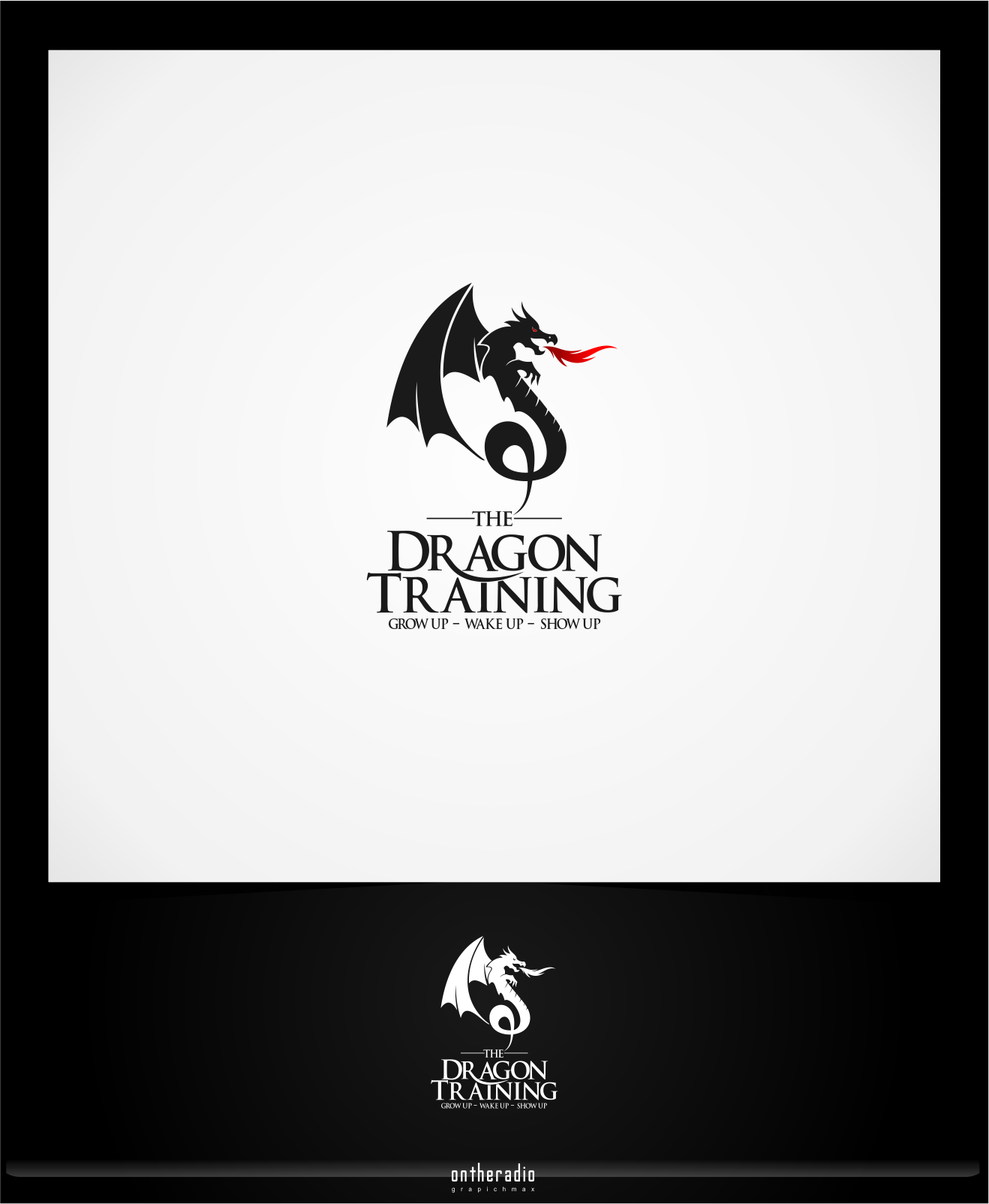 logo for The Dragon Training