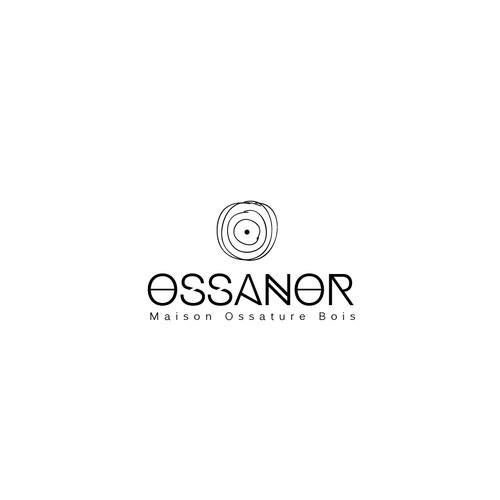 Créer le logo d'un constructeur de Maison en Bois