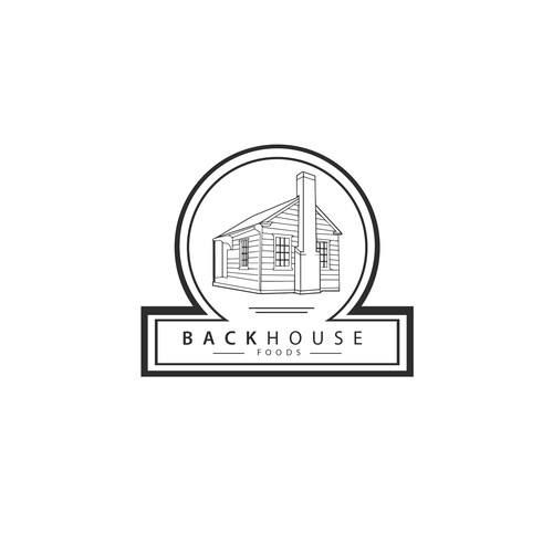 Backhouse - Logo Concept
