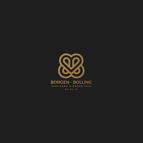 Wedding logo/Monogram