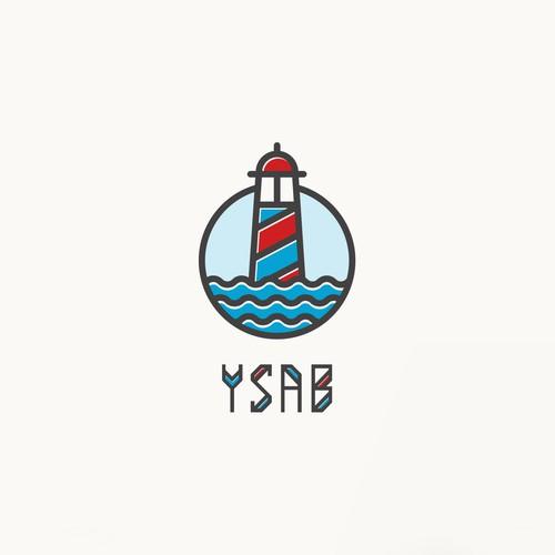 YSAB Logo Design