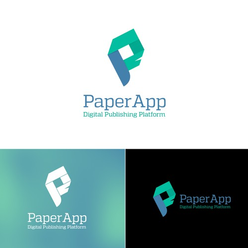 Create an outstanding logo for PaperApp Digital Publishing Platform!