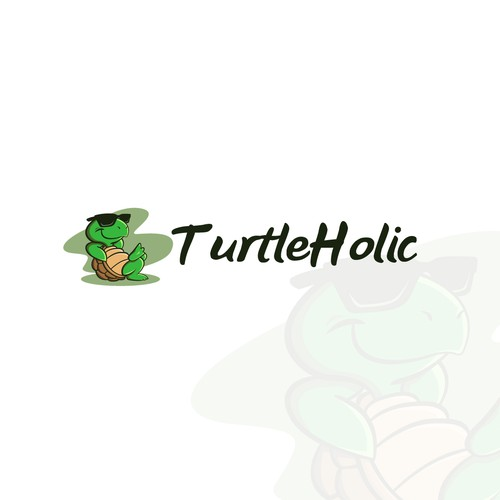 Turtle enthusiast website logo.