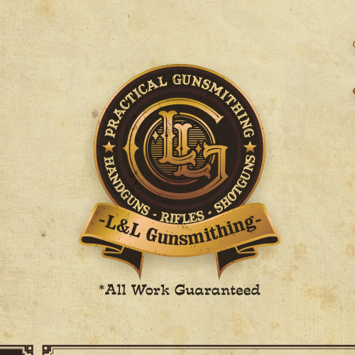 Gunsmith needs New Logo & Business Card Design