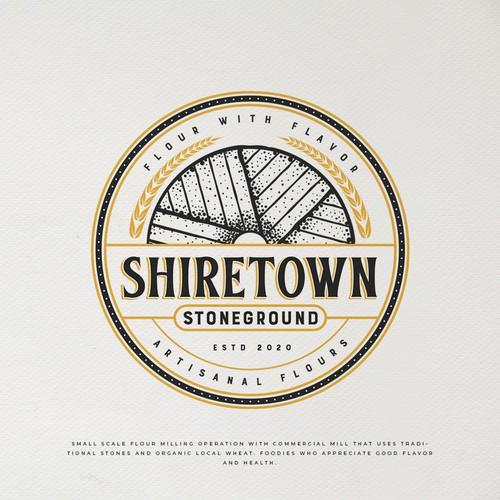Shiretown Stoneground Artisan Flours - Flour with Flavor !
