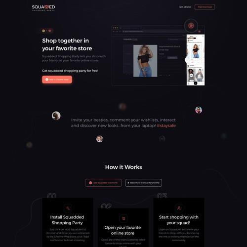 Shopping Social Platform - Chrome Extension