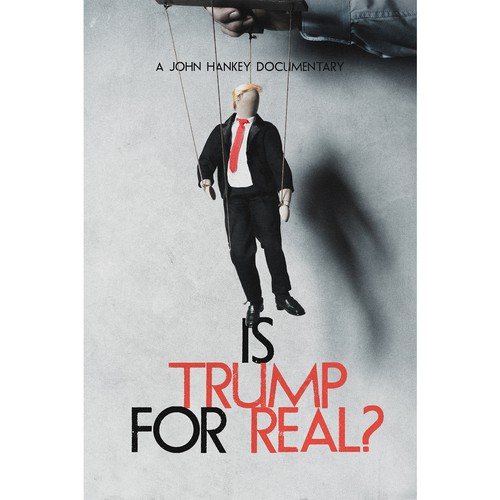 Documentary Poster for Is Trump For Real?