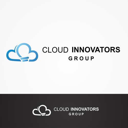 Cloud Technology Company Logo Design