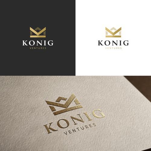 Konig Ventures - Branding and Hosted Website