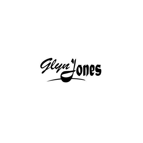Logo/Text/Fontface for Glyn Jones - Musician