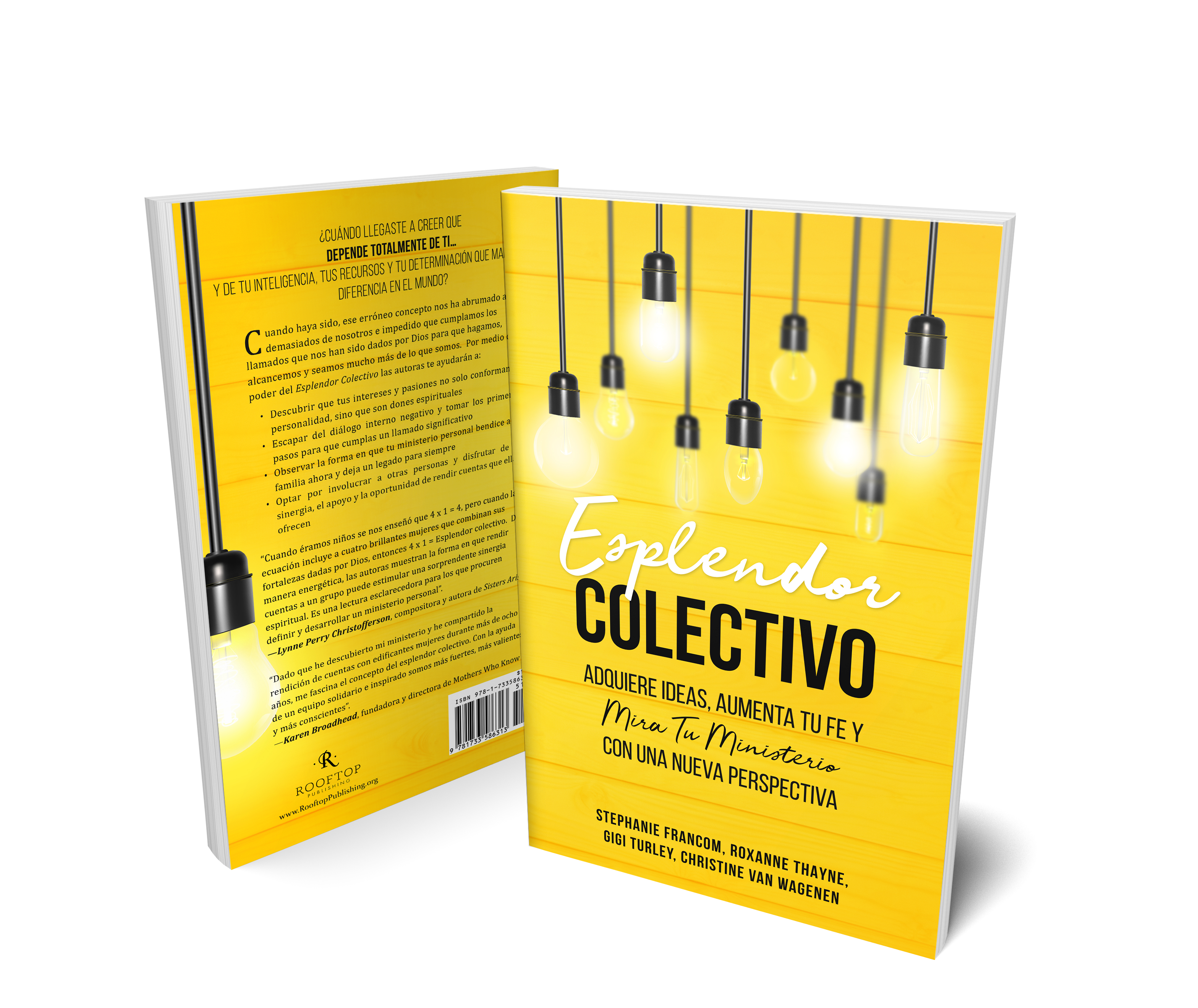 """Spanish Version for """"Collective Brilliance"""" (Typesetting and Cover Re-Do)"""