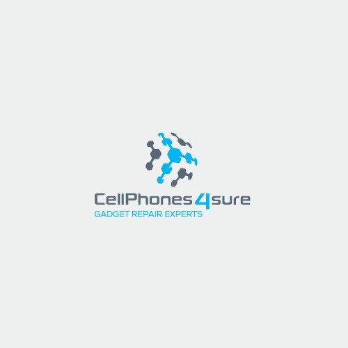 abstract logo for gadget repair experts