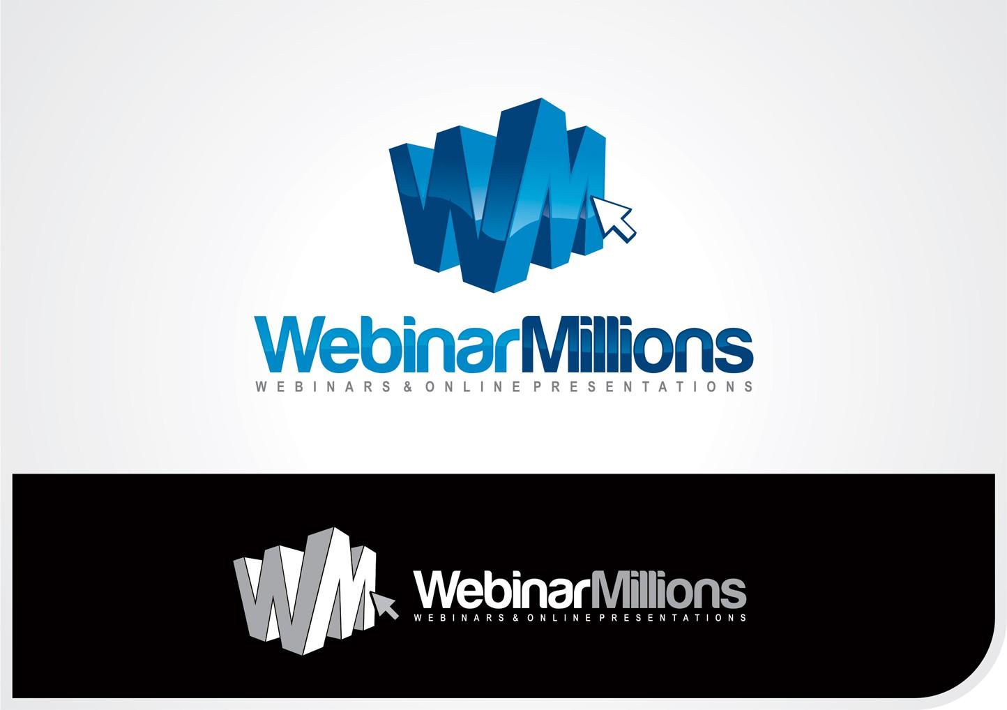 Webinar Millions needs a new logo