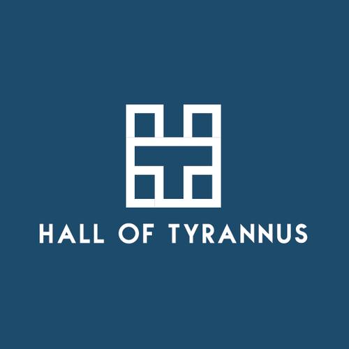logo hall of tyrannus