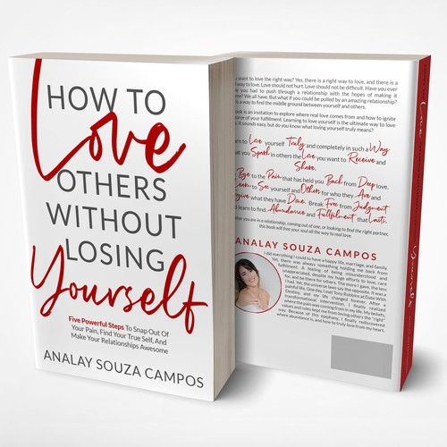 Book cover about Love