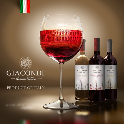 Giacondi Wine Promo Items
