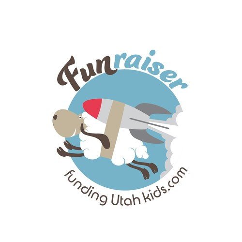 Logo for Funraiser -A nonprofit company fundraising money for schools and communities