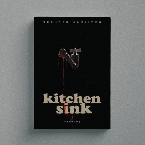 Horror short story collection.
