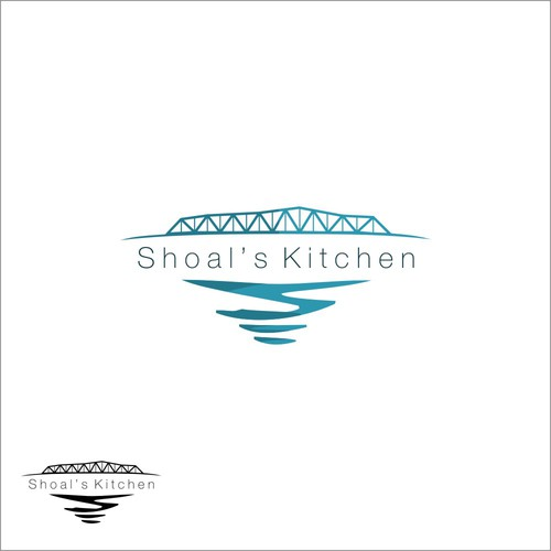 Logo Design for Shoal's Kitchen