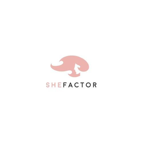 logo for fun inspiring  fashion brand for young women!