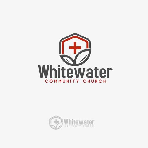 Whitewater church logo