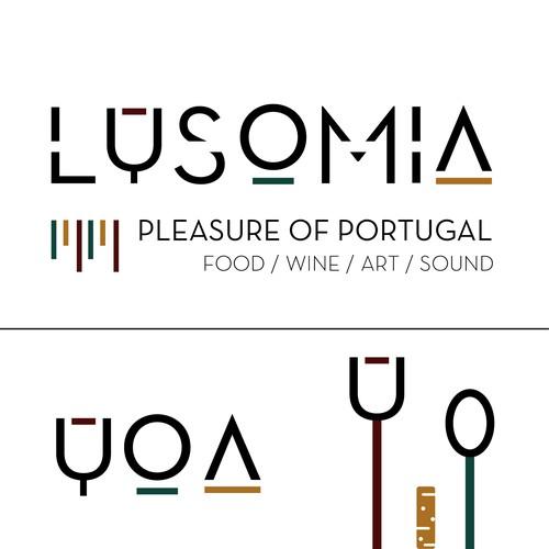 Logo & graphic elements // Festival