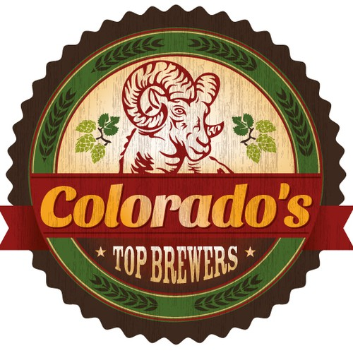 Create the next logo for Colorado's Top Brewers