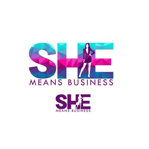 Logo concept for bussiness website
