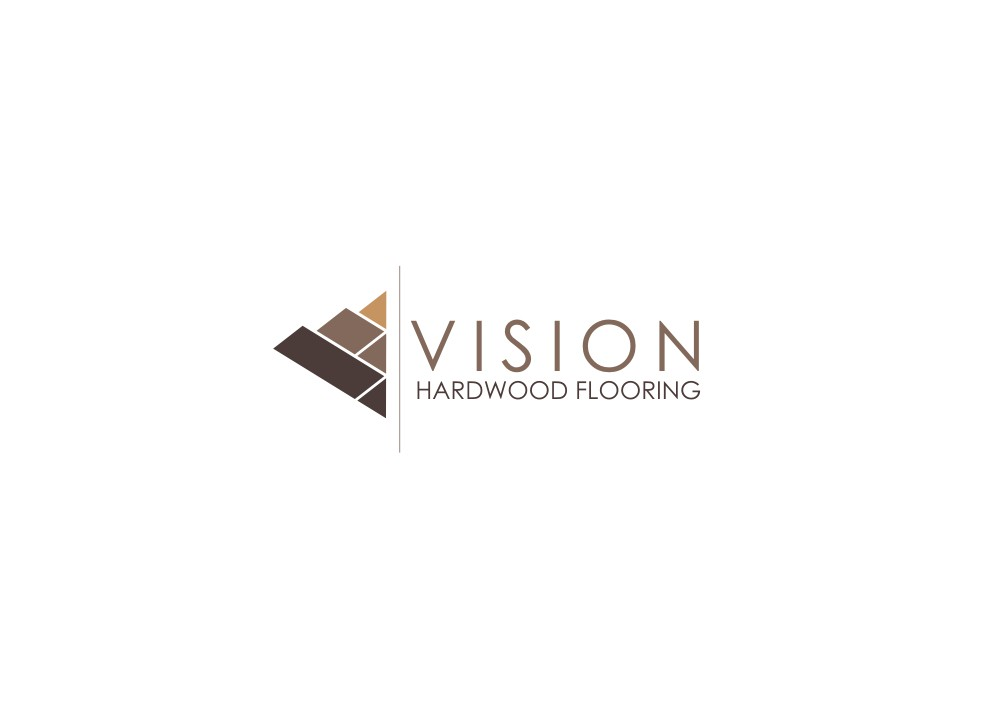 New logo wanted for Vision Hardwood Flooring
