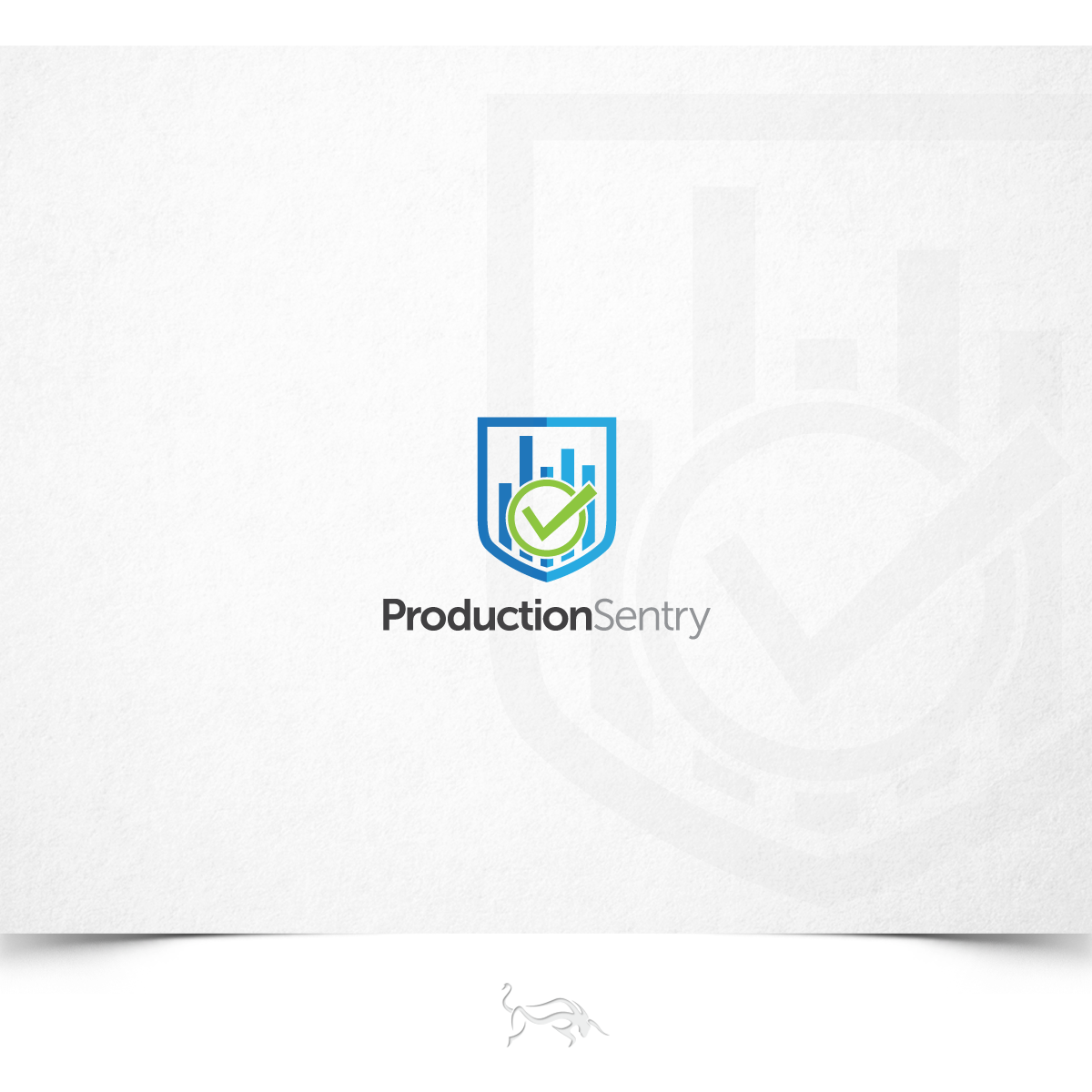 Help Production Sentry with a new logo