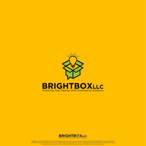LOgo Concept For Brightboxllc