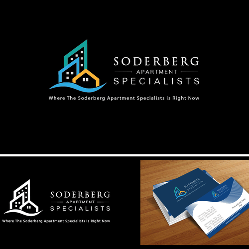 logo for Soderberg Apartment Specialists
